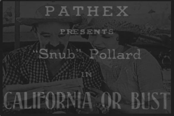 California Or Bust (1915) Cal110