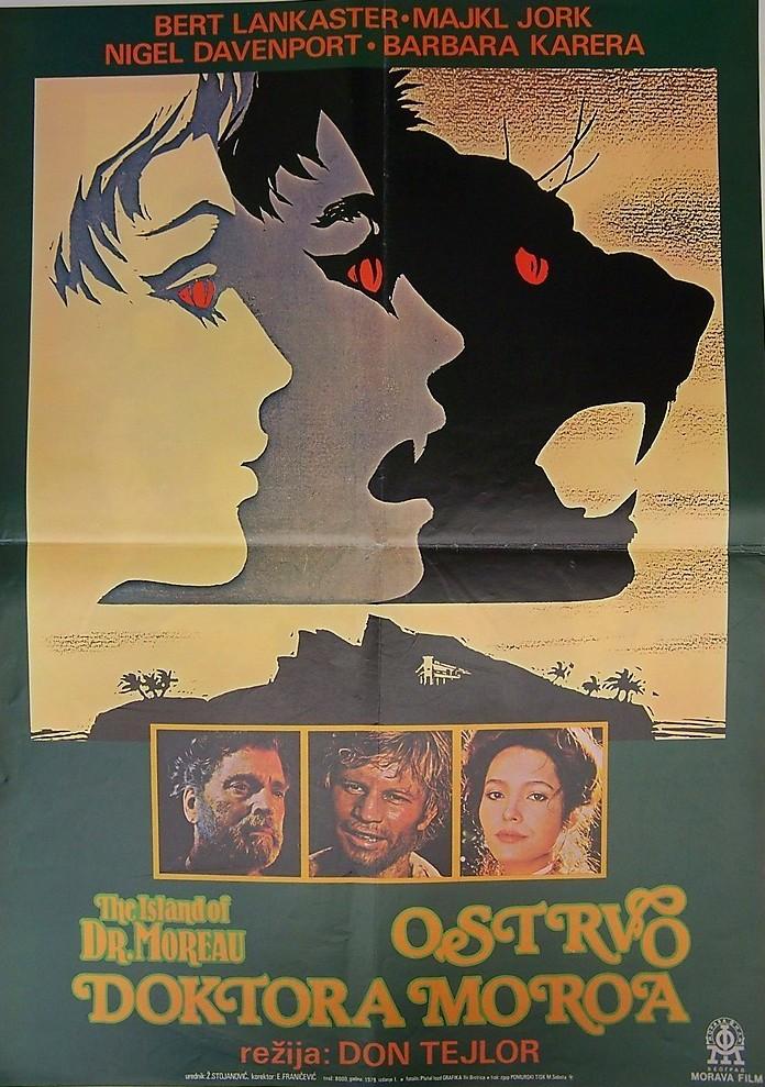 Ostrvo Doktora Moroa (The Island Of Dr Moreau) (1977) Drmoro10