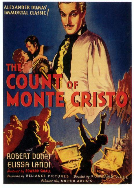 Grof Monte Kristo (The Count of Monte Cristo) (1934) El_con10