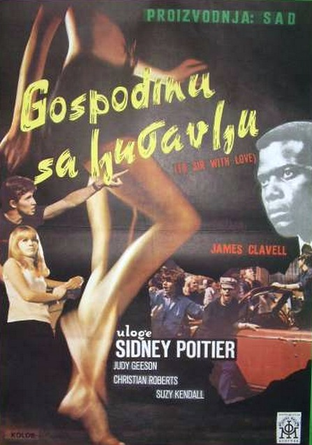 Gospodinu Sa Ljubavlju (To Sir, With Love) (1967) Gslj10