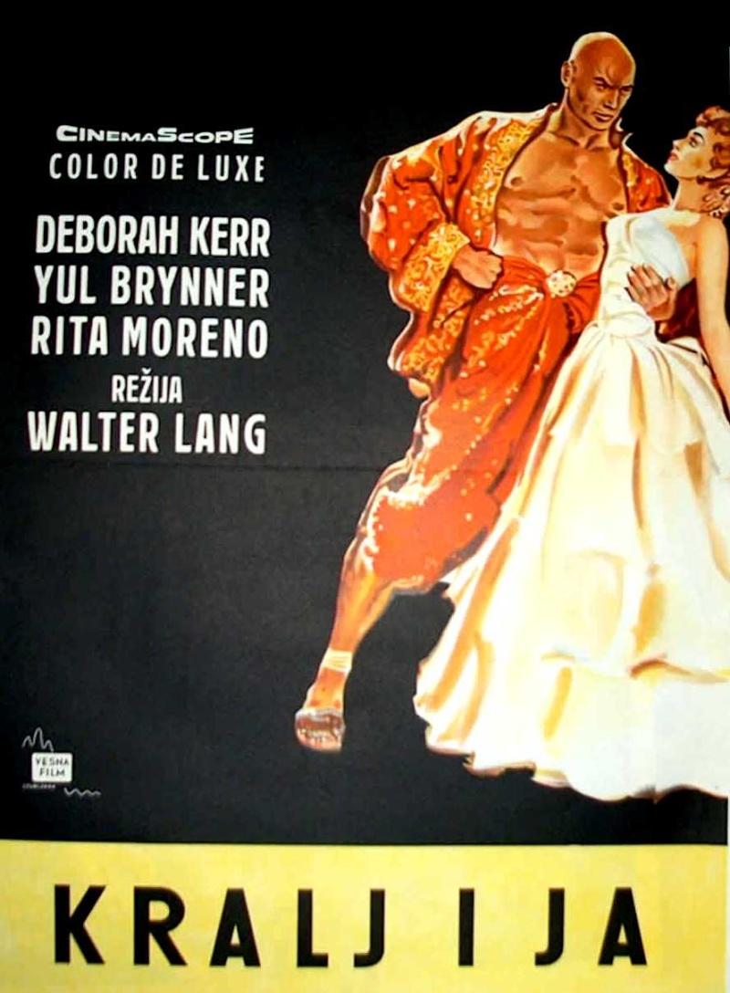 Kralj i Ja (The King and I) (1956) Kralj-10