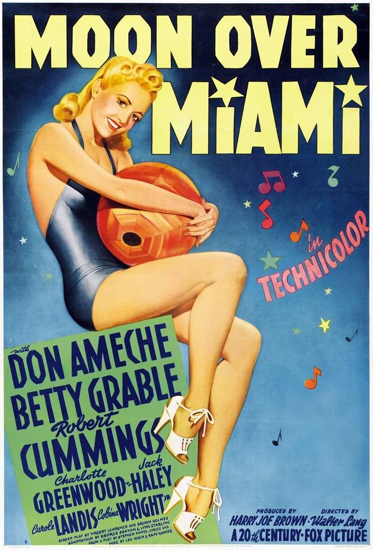 Mesec Nad Majamijem (Moon Over Miami) (1941) Moon-o10