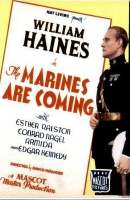 The Marines Are Coming (1934) Mv5bmt10