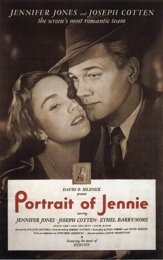 Dženin Portret (Portrait of Jennie) (1948) Portra10
