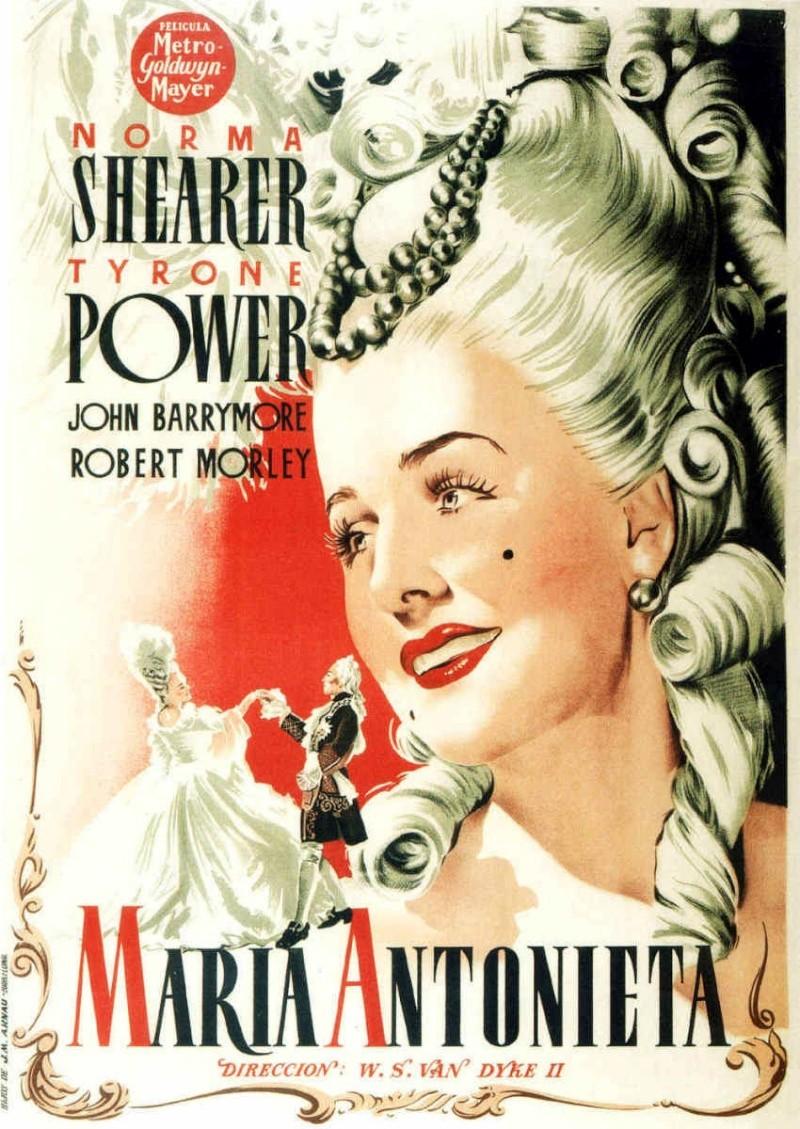 Marie Antoinette (1938) Poster10