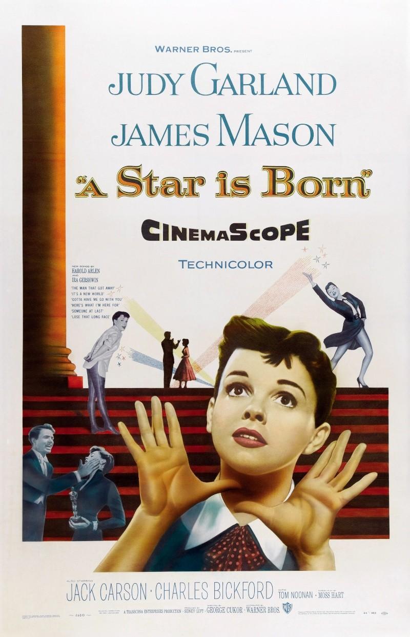 Zvezda Je Rodjena (A Star Is Born) (Restored) (1954) Poster15