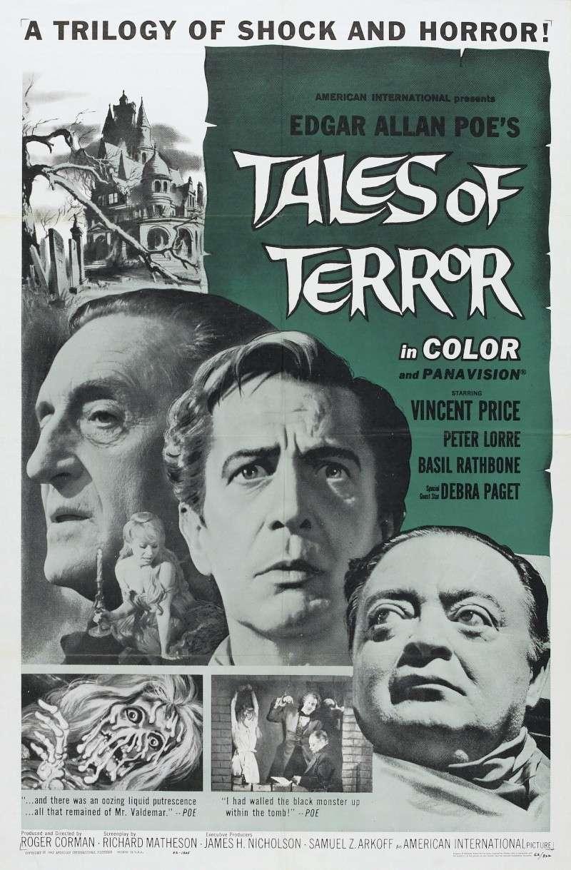 Strašne Priče (Tales of Terror) (1962) Poster16