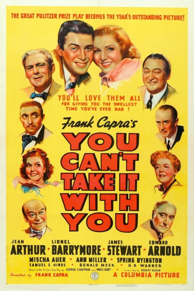 U Grob Ništa Ne Nosiš (You Can't Take It with You) (1938) Youcan10