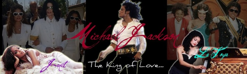Michael Jackson the King of Love...