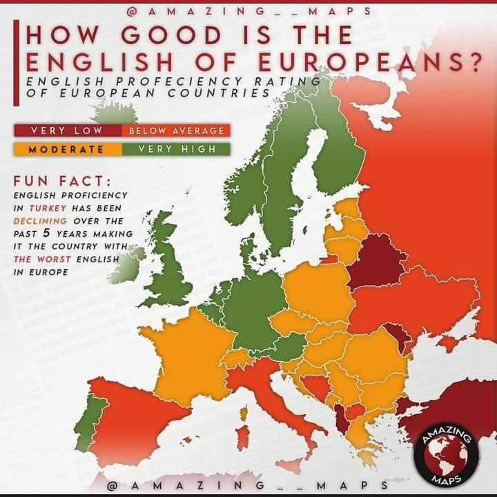 How good is the English of Europeans 66759610