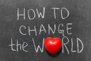 Change le monde en commençant par toi (psychologie et environnement) change the world and be that change (psychology and environment) 88a80510