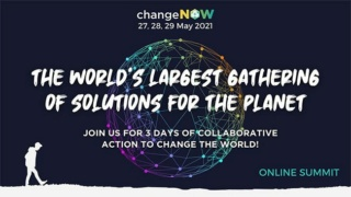 27, 28, 29 may 2021 ChangeNOW Summit Change10