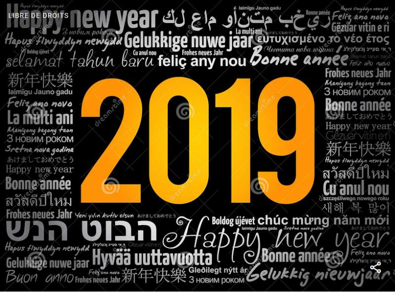 Bonne année 2019 polyglotte D01b2e10