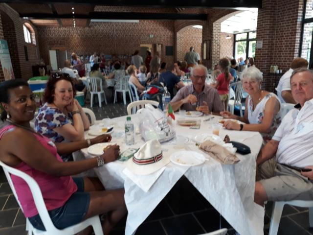 Souvenirs du pique nique polyglotte de juin 2019 Groupe11