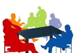 "PRESENTATION : Les clubs, cafés, cercles polyglottes ""in live or on line"" Meetin10"