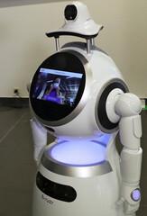 belgian vido-calling robots to keep elderly connected during coronavirus Zorabo10