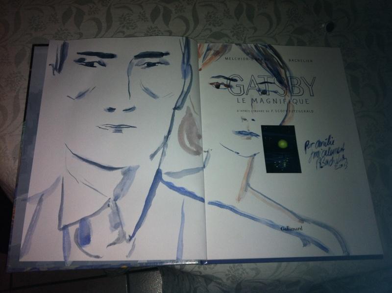 Gatsby le magnifique, la bande dessinée Img_0210