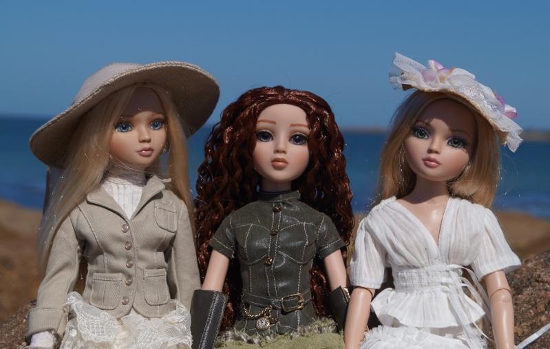 THEME DE JUILLET AOUT 2013 : ELLO et ses amies en vacances  Dsc01611