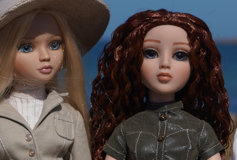 THEME DE JUILLET AOUT 2013 : ELLO et ses amies en vacances  Dsc01710