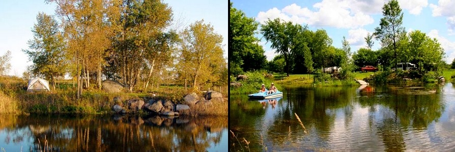 Grand Barn :Camping naturiste pour textiles Campi110