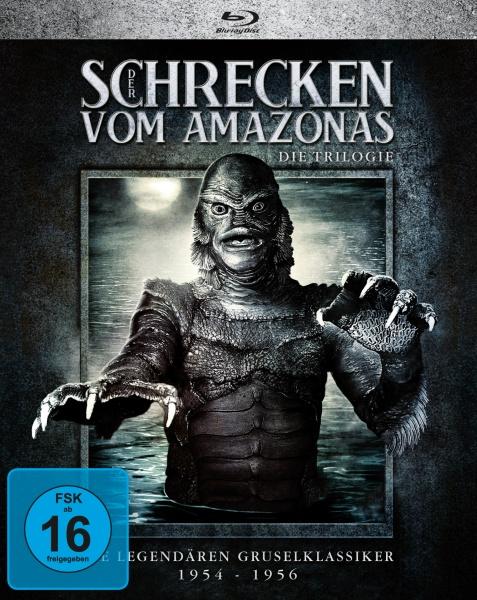"""""""Schrecken vom Amazonas"""" Komplettbox in 3-D ? 10303310"""