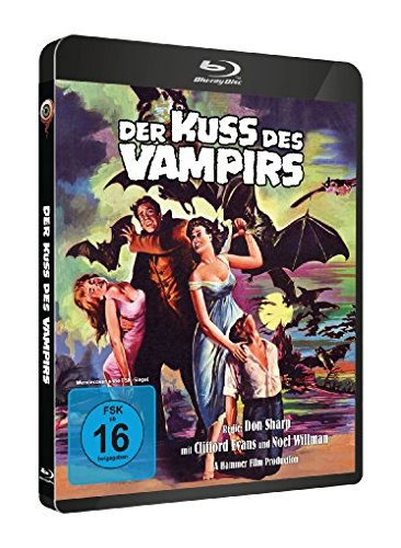 """Der Kuss des Vampir"" ( The Kiss of the Vampire, Großbritannien, 1963 ) 51gptt10"
