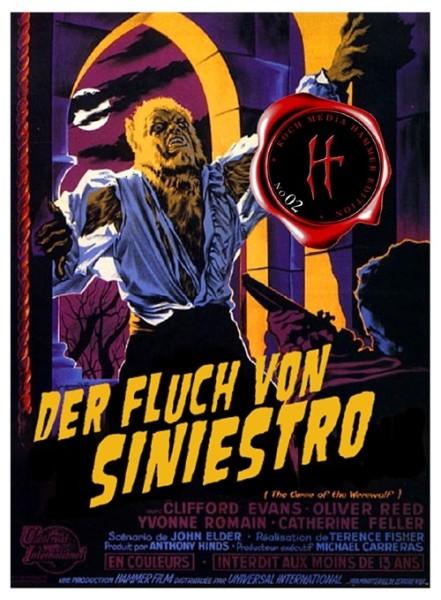 """""""Der Fluch von Siniestro"""" ( The Curse of the Werewolf, Großbritannien, 1961 ) 51k3-p10"""