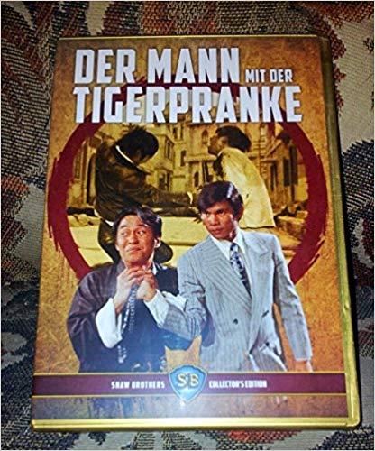 Der Mann mit der Tigerpranke 1972 HK 61awz810