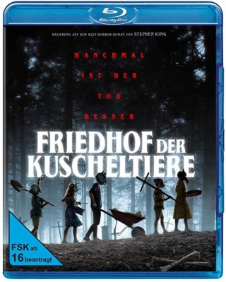 """Kuscheltiere - """"Friedhof der Kuscheltiere""""  (  Pet Sematary, USA, 1989  ) 716ptp10"""