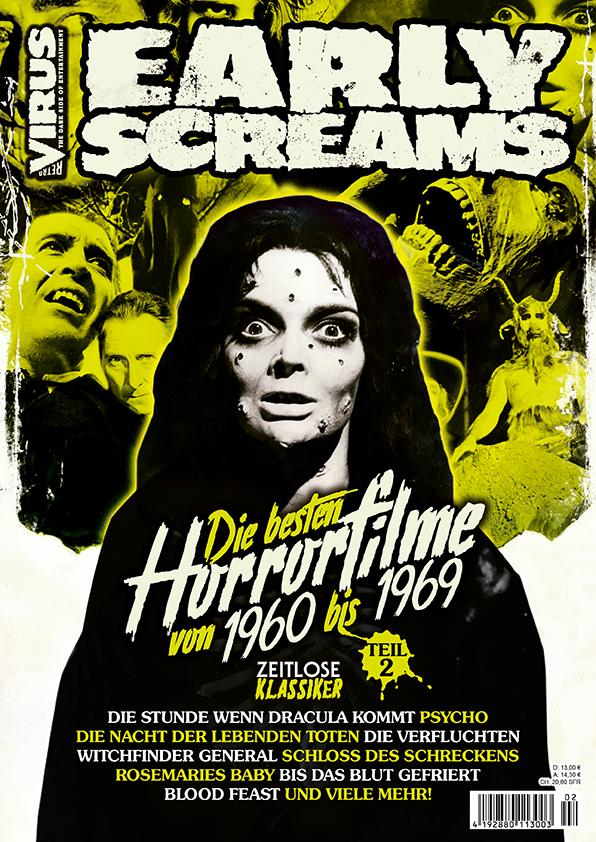 VIRUS - EARLY SCREAMS Cover_10