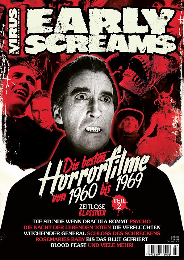 VIRUS - EARLY SCREAMS Cover_11