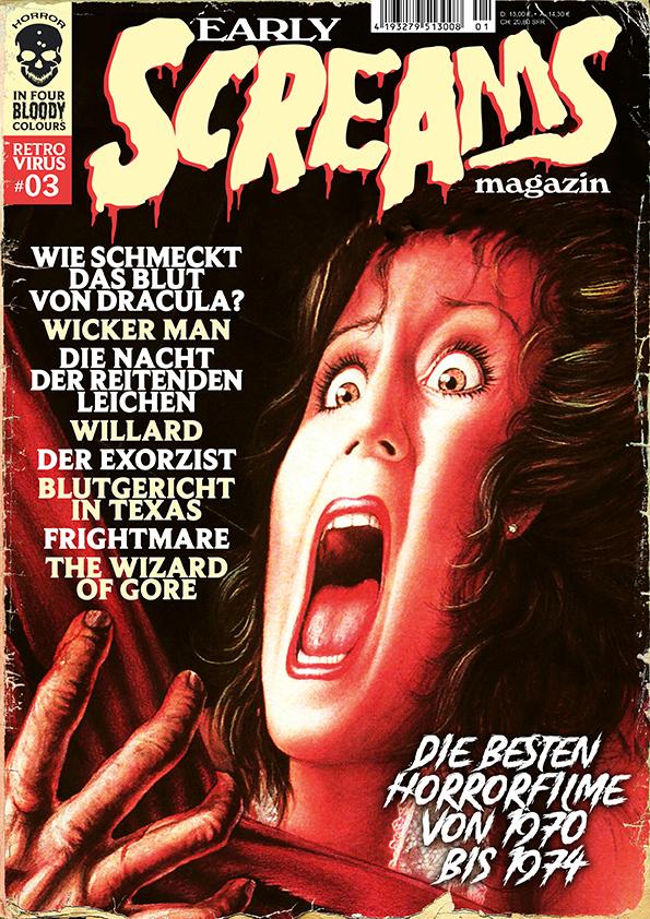 VIRUS - EARLY SCREAMS Cover_12
