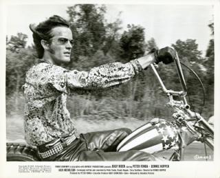 Peter Fonda drives home This10