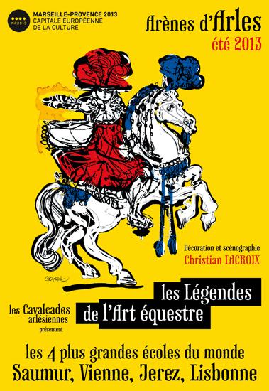 4 Ecoles d'Art Equestre à Arles Eté 2013 Legend10