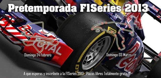 Pretemporada F1Series 2013 Pretem11