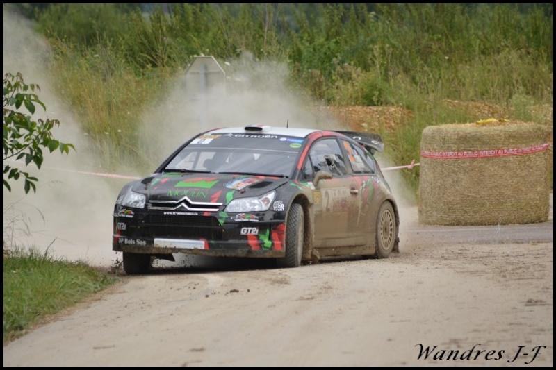 Rallye Terrre de l'Auxerrois. Terres10
