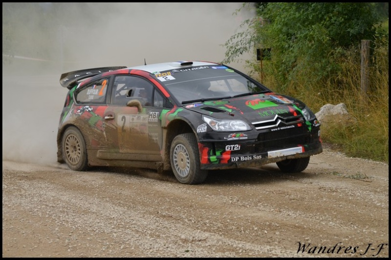 Rallye Terrre de l'Auxerrois. Terres11