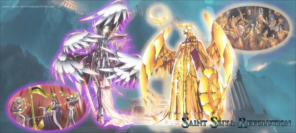 Saint Seiya Revolution
