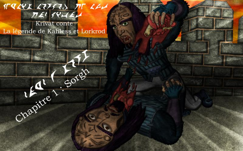 Krivat conte : La légende de Kahless et Lorkrod 01_myn10