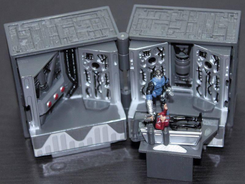 Mini playsets vaisseaux et figurines. 11836710