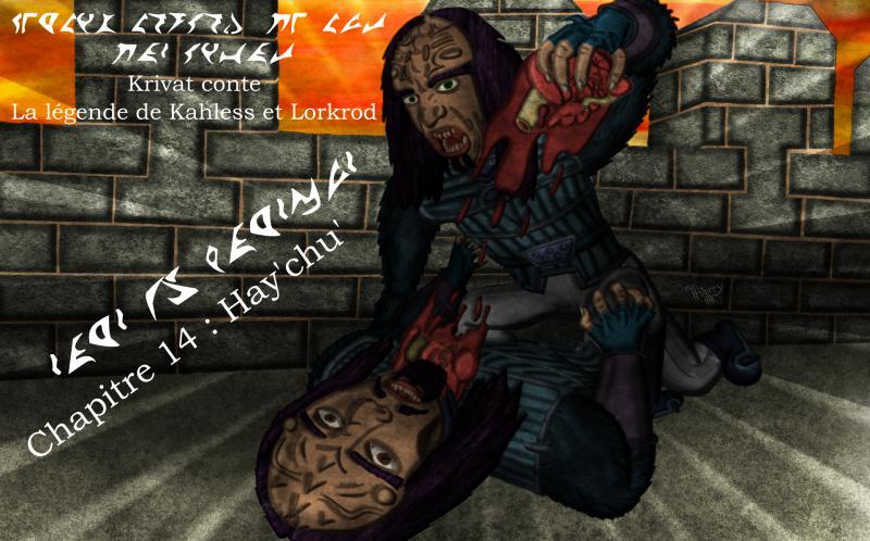 Krivat conte : La légende de Kahless et Lorkrod - Page 2 14_myn10
