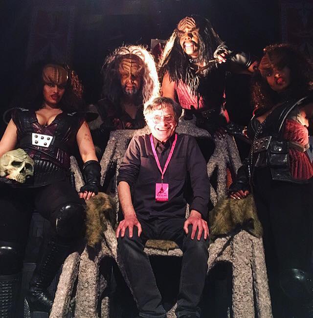 Musée de la culture klingonne en suède Okrand10
