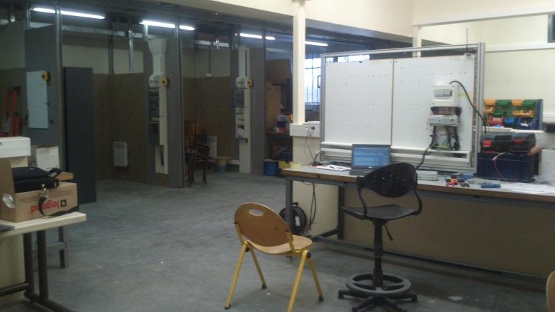 Réamenagement salle TP Bac Pro Eleec Tertiaire Dsc_0012