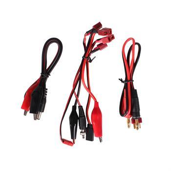 Chargeur batteries Multifonctions pour éléments Lithium Ni-Mh ou Ni-Cd & Pb Cordon10
