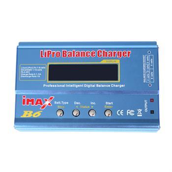 Chargeur batteries Multifonctions pour éléments Lithium Ni-Mh ou Ni-Cd & Pb Imax_b10