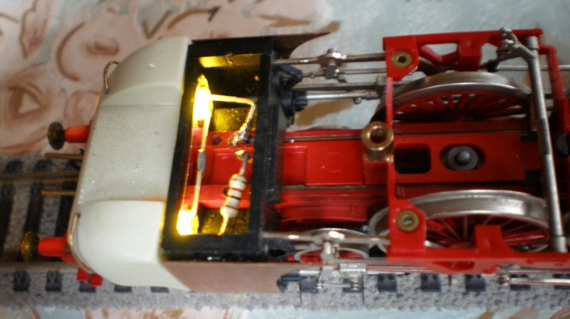 Schnellfahrlok 18 314 in Spur HO - Seite 3 18_31414