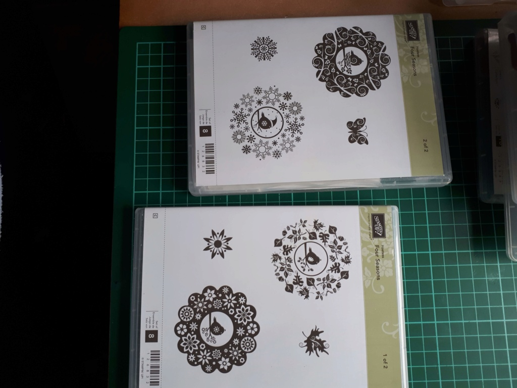 Stampin Up Stamps 2 20190218