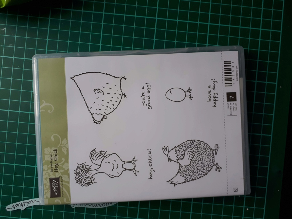 Stampin Up Stamps 4 20190223