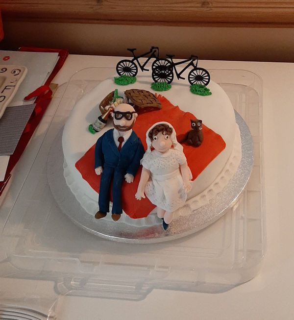 Matthew and Annelie Cake10