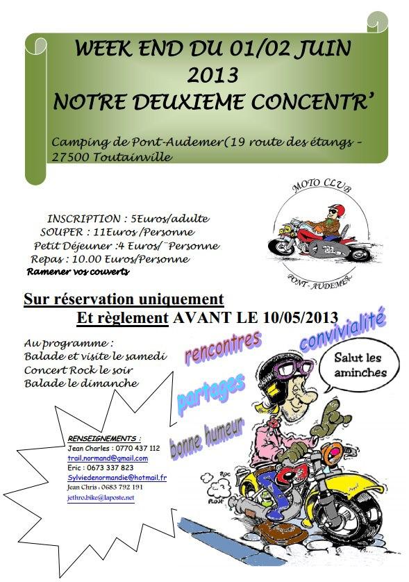 2eme rassemblement moto Normand de par chez nous ;-) Affich10